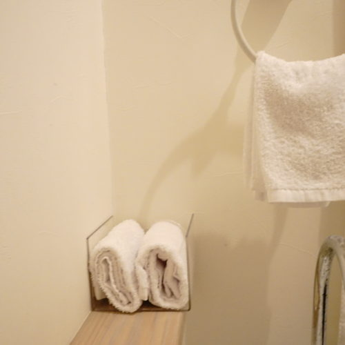 トイレのタオル選びはコンパクトでコスパのいいタオル