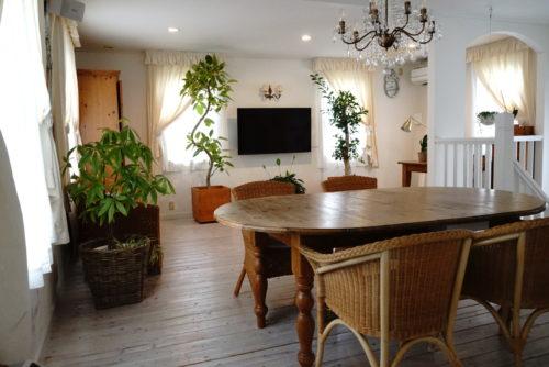 観葉植物で理想の部屋作り